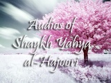 Audios of Shaykh Yahyaal-Hajoori